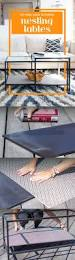 Make Your Own Coffee Table by The 25 Best Ikea Nesting Tables Ideas On Pinterest Ikea Glass