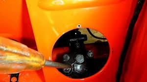volkswagen beetle steering box adjustment youtube