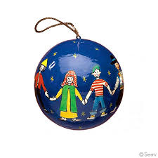 ornaments children of the world ornament
