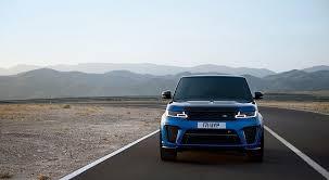 land rover svr land rover range rover sport svr specs 2017 autoevolution