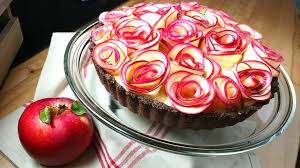 apple rose tart u2013 cringey kitchen