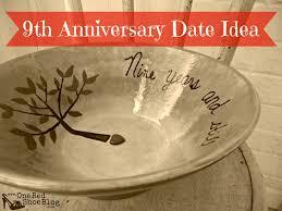 9th wedding anniversary gifts wedding anniversary gifts ninth diy wedding 50172