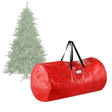 Decorated Christmas Tree Storage Bag by Tree Storage
