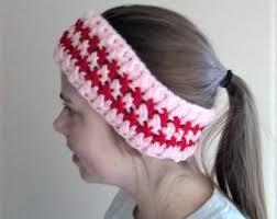crochet ear warmer headband crochet ear warmer etsy
