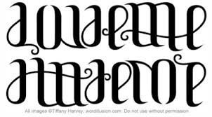 needles and sins tattoo blog holiday gift guide ambigram tattoo