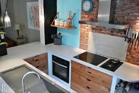 amenager cuisine ouverte cuisine 15 cuisines de surface pour faire le plein d