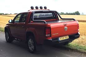 vw truck 2014 volkswagen amarok canyon review
