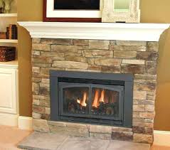 vent free gas fireplace insert safety inserts with er