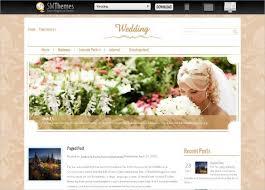 free wedding website 37 free wedding website themes templates free premium templates