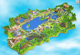 Six Flags New England Park Map Walibi Belgium Thrillz The Ultimate Theme Park Review Site