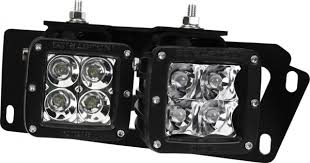 led fog light kit 2010 2015 dodge ram led fog light kit includes fog lights all
