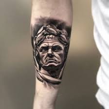50 greek tattoos inspired from ancient mythology 2017