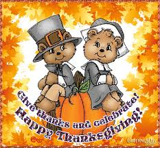 happy thanksgiving give thanks and celebrate thanksgiving day