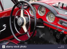 vintage alfa romeo giulia parma italy april 2015 retro vintage alfa romeo giulietta car