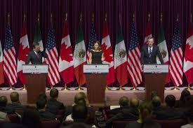 Trump Nafta Changes U S Chamber Of Commerce Calls Trump Nafta Proposals U0027highly