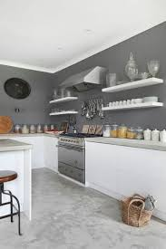 cuisines blanches et grises awesome cuisine blanche mur gris et jaune ideas design trends 2017