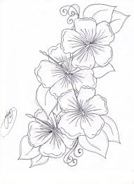 Flower Tattoos On - best 25 hibiscus flower tattoos ideas on hibiscus
