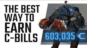 way bills online the best way to earn c bills in mwo mechwarrior online the daily