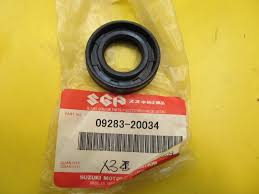 nos suzuki ds80 fa50 jr80 lt80 rm60 rm250 crankshaft oil seal set