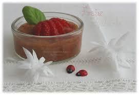 cuisine rhubarbe compote de rhubarbe et fraises la cuisine des anges