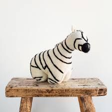 zebra door stopper k colette