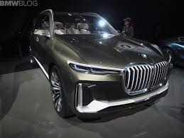 auto design 2017 la auto show bmw x7 iperformance
