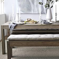 dining table bench cushion u2013 rhawker design