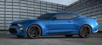blue chevrolet camaro 2017 chevy camaro color options