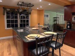 islands for kitchens with stools kitchen island chairs hgtv