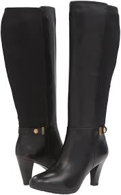 dirty riding boots amazon com anne klein women u0027s delray leather riding boot knee high