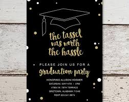 custom graduation tassels printable graduation invitation graduation announcement tassel was