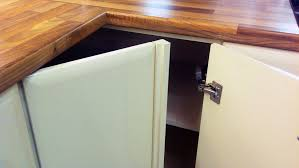 how to fit howdens corner fillet accessories and extras to match new kitchen cabinet doors