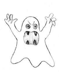 happy ghost clipart ghost drawing tutorial http drawingmanuals com manual how to