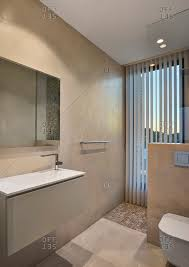 Spa In Bathroom - bathroom toilet stock photos offset