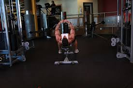 Flat Bench Dumbell Cable Built 8 Moves For Massive Muscle