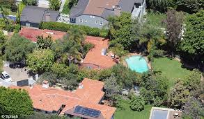 marilyn monroe house address marilyn monroe s house arial view all things marilyn pinterest