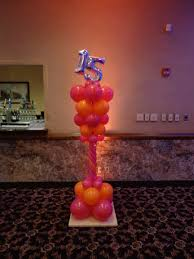 quinceanera sweet 16 balloons at it u0027s my party
