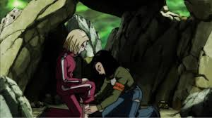 android 17 and 18 showdown of androids vs universe 2 conquers all