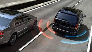 Blind Spot Alert New 2016 Dodge Grand Caravan At State Line Dodge Located In Kansas
