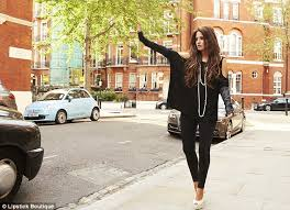 glamorous clothing exclusive binky felstead unveils glamorous debut clothing line