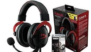 siege pc 20 hyperx cloud ii gaming headset and rainbow six siege pc