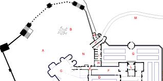 hogwarts castle floor plan sketch coloring page