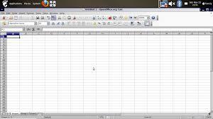 Open Office Spreadsheet Modul Iv Pengolahan Data Openoffice Calc Hiden