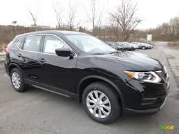 2017 magnetic black nissan rogue s awd 118538281 gtcarlot com