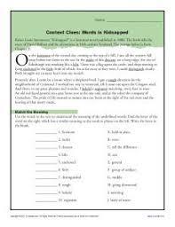 148 best context clues helper images on pinterest teaching