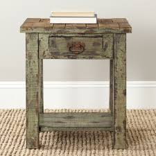 Rustic Accent Table Charming Green Accent Table Best Images About Coffee Accent Tables