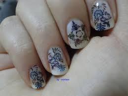 14 best tattoo nail art images on pinterest nail art galleries