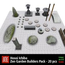 Rock Garden Zen Second Marketplace Japanese Zen Garden Rock Garden