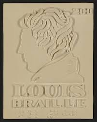 Writing System For The Blind Exhibition Items Louis Braille His Legacy And Influence
