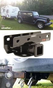 2011 jeep wrangler trailer hitch best 25 trailer hitch receiver ideas on trailer
